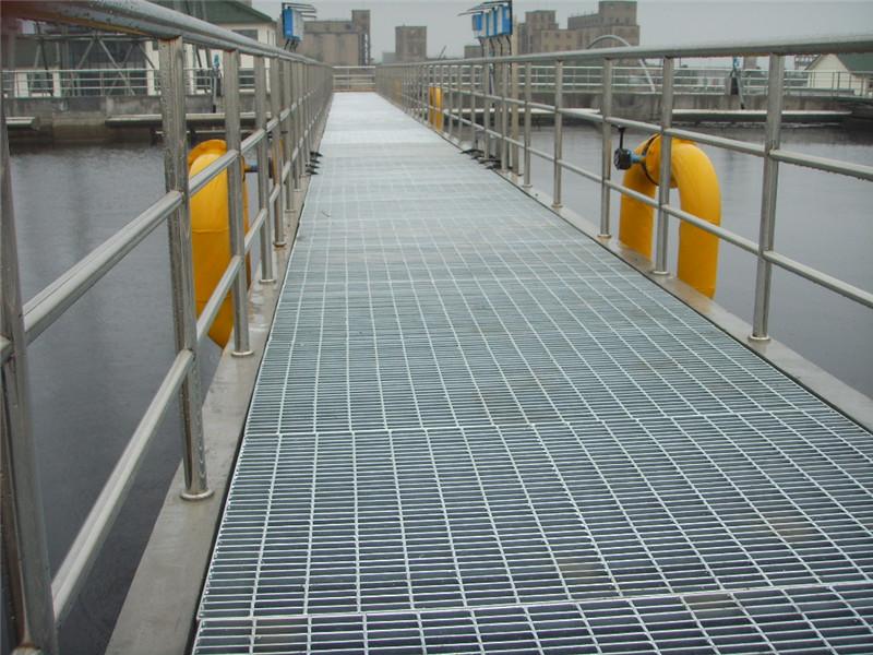 污水处理钢格栅板