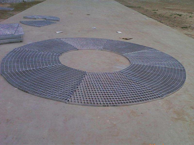 广州圆形钢格栅板